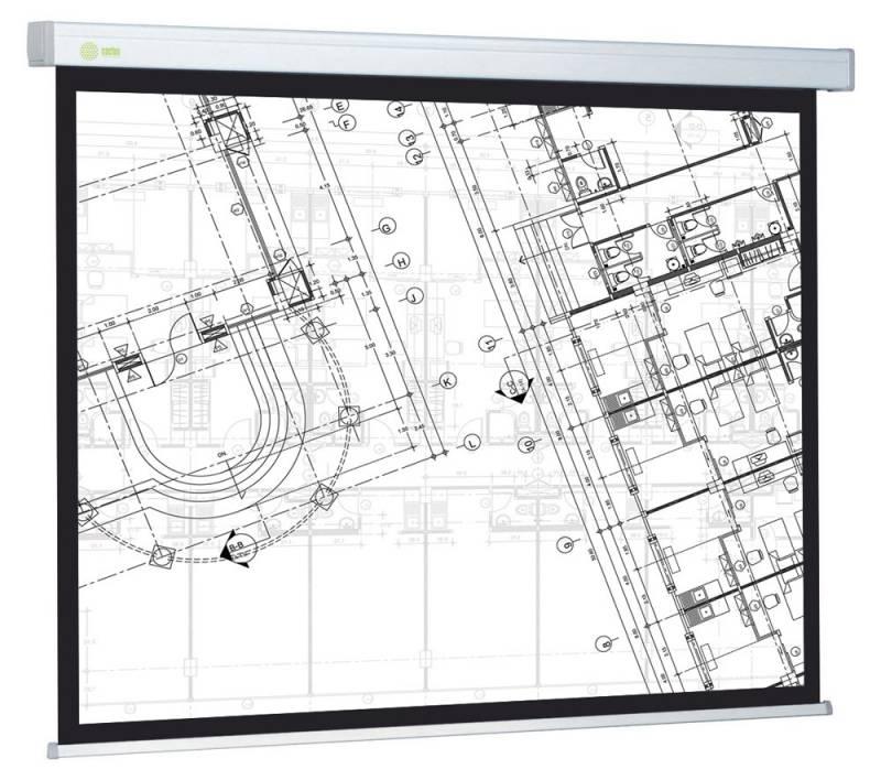 Экран CACTUS Wallscreen 104.6x186 см CS-PSW-104x186