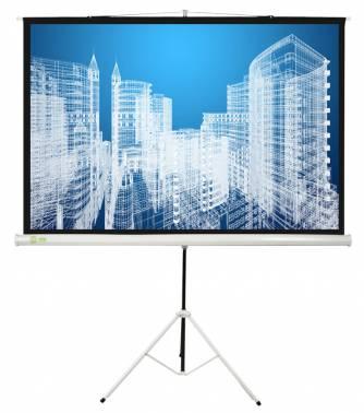 Экран CACTUS Triscreen CS-PST-104x186 белый