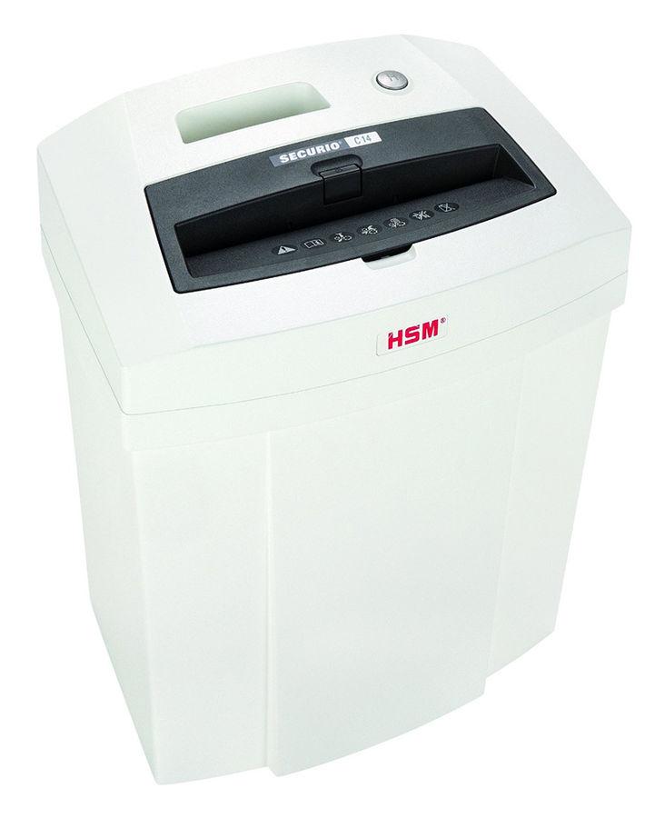 Уничтожитель бумаг HSM Securio С14-4х25, белый 2253.111