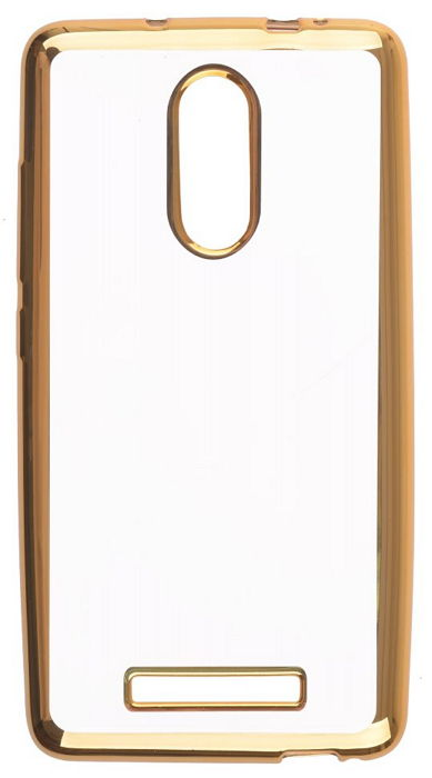 SkinBox 4People T-S-XRN3-008 (для Xiaomi Redmi Note 3), золотистый