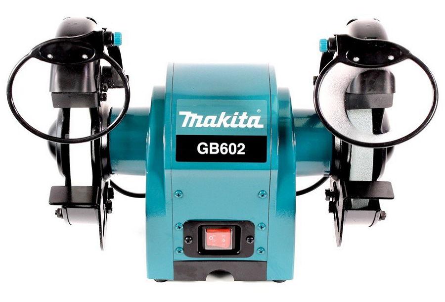 Электроточило Makita GB 602 (250 Вт) GB602