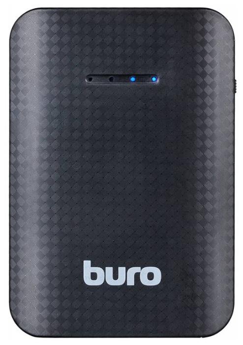 Аксессуар для телефона BURO Мобильный аккумулятор RC-7500 7500 mAh, черный