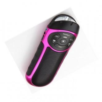 Портативная акустика SUPRA PAS-6277, розовая PAS-6277 pink