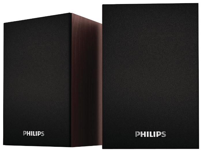 Компьютерная акустика Philips SPA20/51 (дерево)