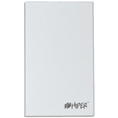 Аксессуар для телефона Hiper Внешний аккумулятор RP12500 12500 mAh, белый RP12500 WHITE