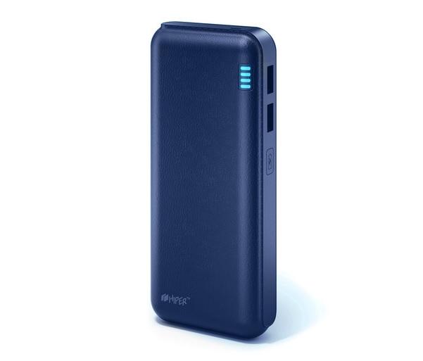Аксессуар для телефона Hiper SP12500 (12500 mAh), индиго SP12500 INDIGO