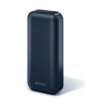 Аксессуар для телефона Hiper Внешний аккумулятор SP5000 (5000 mAh), индиго SP5000 INDIGO