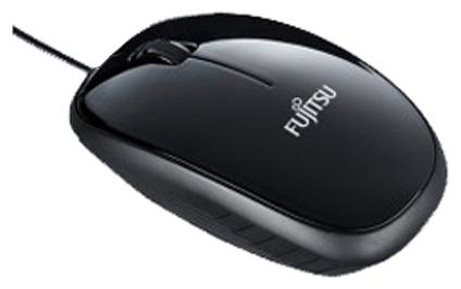Мышка Fujitsu-Siemens MC200, черная S26381-K463-L100