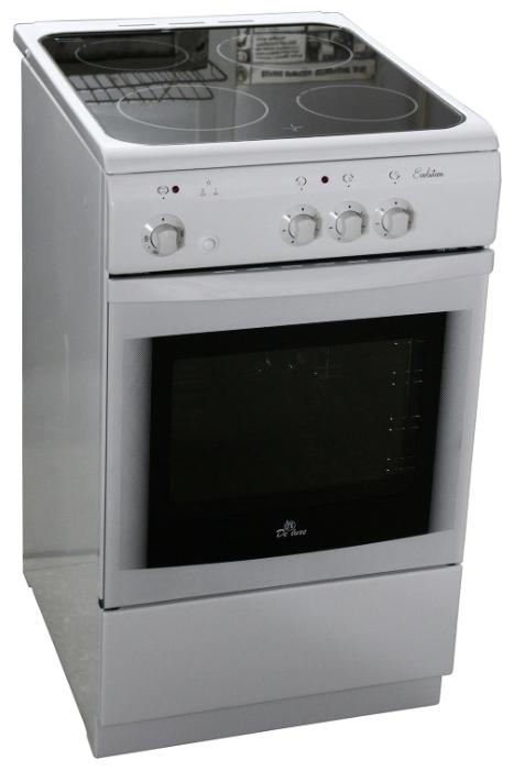 Плита De-Luxe 506003.04эс (стеклокерамика) 506003.04 эс
