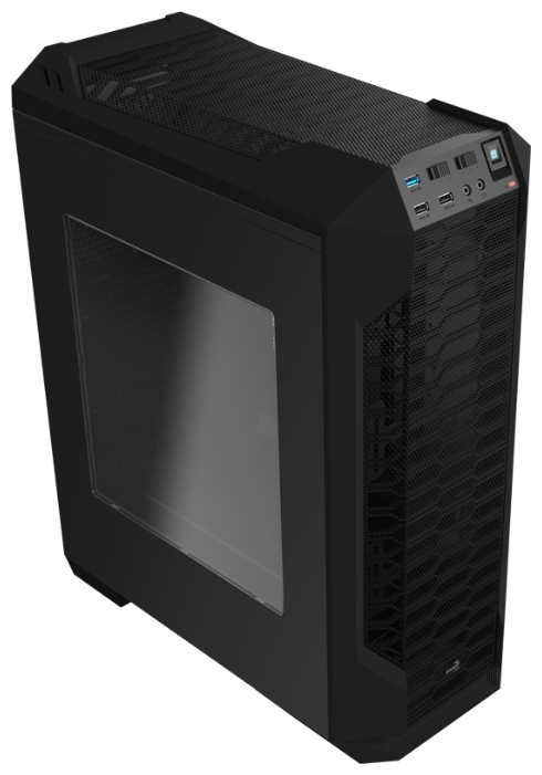 Корпус AeroCool LS-5200, Black LS-5200 Black