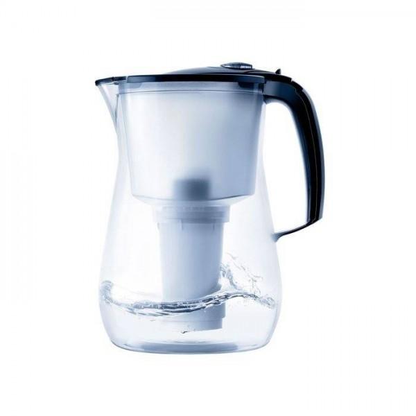 Фильтр для воды Akvafor- Прованс, черный