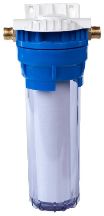Фильтр для воды Geyzer 1П прозрачный 1/2 1П 1/2