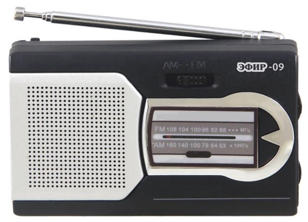 Радиоприемник Signal Эфир 09 (переносной)
