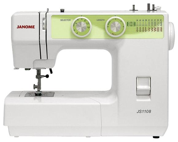 Janome JS1108 (мягкий чехол)