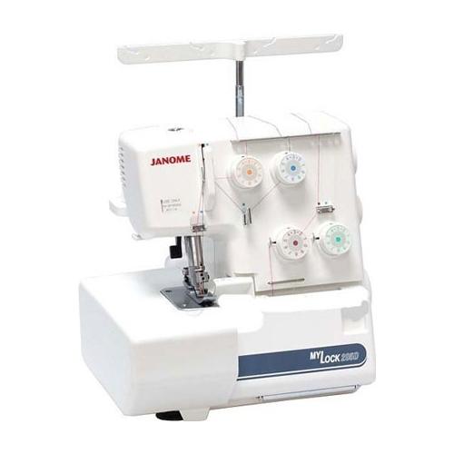 Оверлок Janome ML205D белый