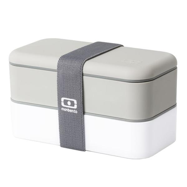 Контейнер для продуктов Monbento Original серый Original Grey