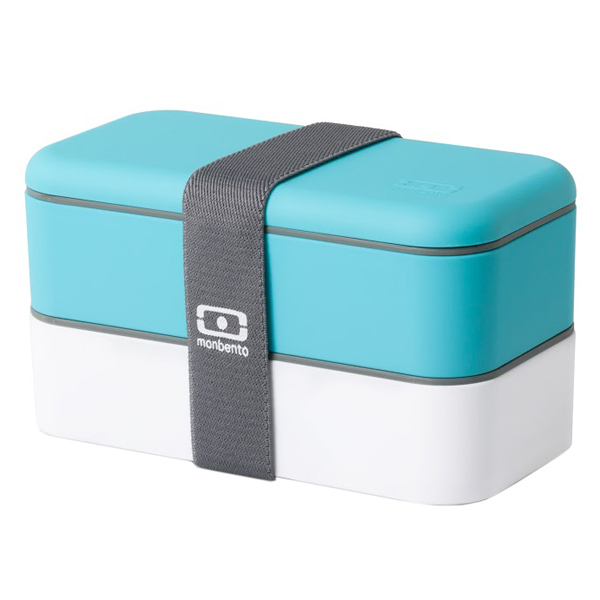 Контейнер для продуктов Monbento Original синий 1200 03 004 Blue