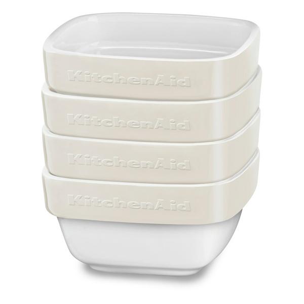 Набор посуды KitchenAid (керамический) KBLR04RMAC кремовый