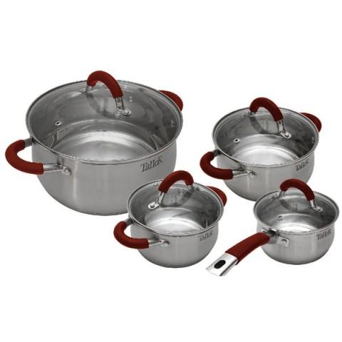 Набор посуды Taller (нержавейка) TR-7150