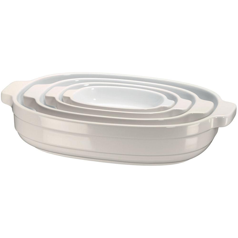 Набор посуды KitchenAid KBLR04NSAC кремовый