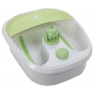 Массажер SUPRA ванна для ног FMS-101, бело-зеленая 5970