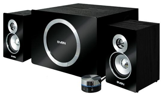 Компьютерная акустика Sven MS-1085 Black SV-01301085BK