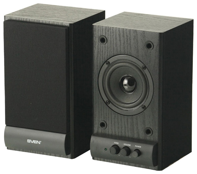 Компьютерная акустика Sven SPS-607, чёрные SV-0120607BL