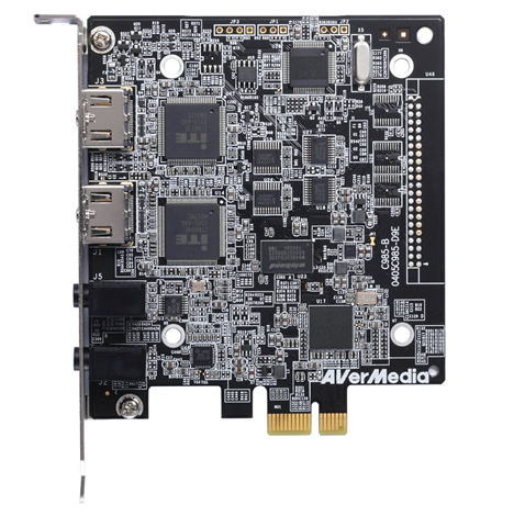 Контроллер AVerMedia-Technologies AVER Media Live Gamer HD Lite
