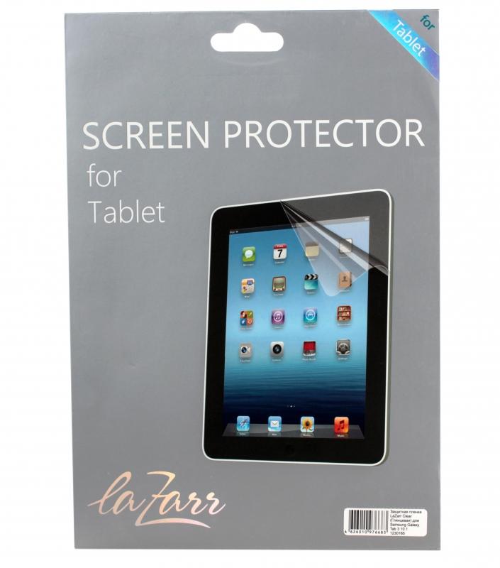 Защитная пленка для планшета LaZarr Clear Глянцевая для Samsung Galaxy Tab 3 10.1 P5200/P5210 1230165