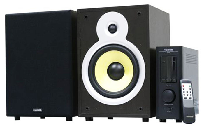 Компьютерная акустика Microlab Pro 3 PRO3 Dark wooden