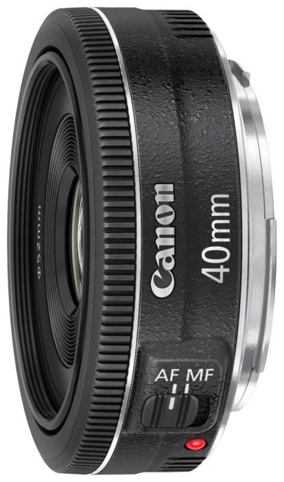 Объектив для фото Canon EF 40mm f/2.8 STM 6310B005