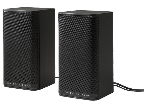 Компьютерная акустика HP S5000, черная K7S75AA
