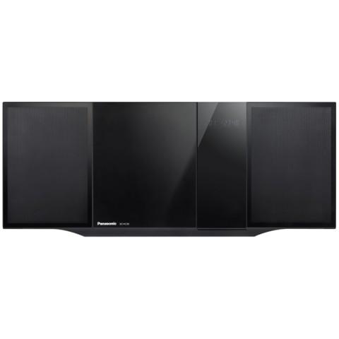 Музыкальный центр Panasonic SC-HC39EE-K, черный