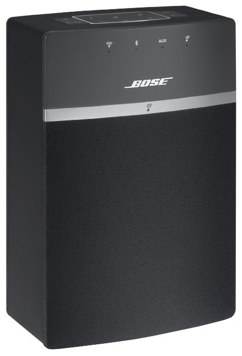 Портативная акустика Bose SoundTouch 10, черная SoundTouch 10 Black