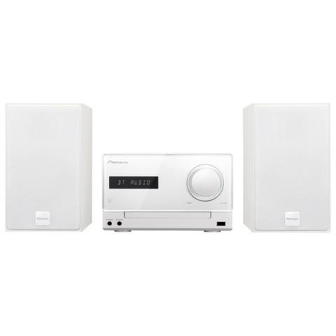 Музыкальный центр Pioneer X-CM35-W, белый X-CM35-W White