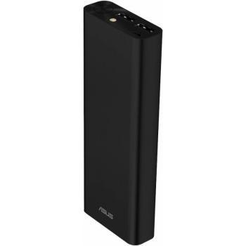 Аксессуар для телефона ASUS Мобильный аккумулятор ZenPower Ultra 20100 mAh ABTU008, черный 90AC00M0-BBT019
