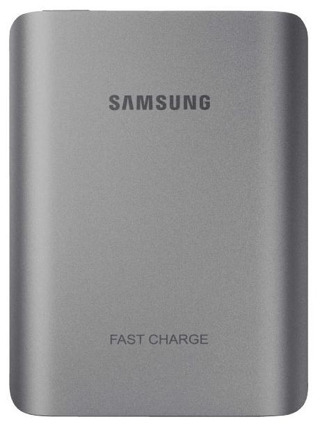 Аксессуар для телефона Samsung Мобильный аккумулятор EB-PN930CSRGRU Li-Ion 10200mAh 2A, серый