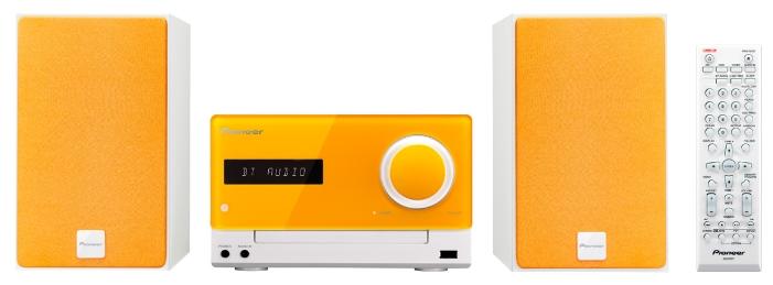 Музыкальный центр Pioneer X-CM35-D, оранжевый X-CM35-D Orange