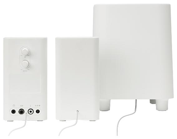 Компьютерная акустика HP S7000, белая K7S76AA