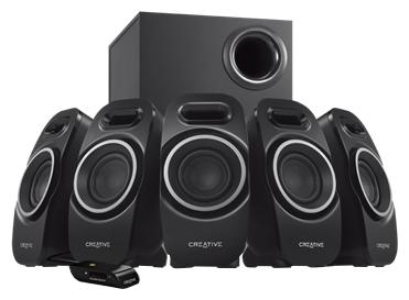 Компьютерная акустика Creative A550, черная 51MF4120AA000