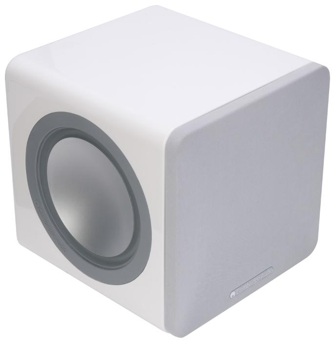 Акустическая система Cambridge-Audio Cambridge Audio Minx X301, белая Audio Minx X301 White