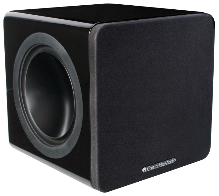 Акустическая система Cambridge-Audio Minx X301, черная Audio Minx X301 Black