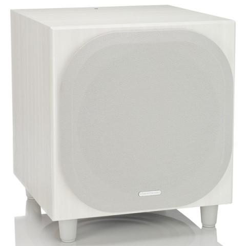 Акустическая система Monitor-Audio сабвуфер Bronze W10, белый ясень Bronze W10 White Ash