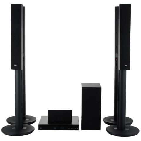 LG LHB655 (с напольной акустикой)