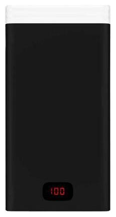 Аксессуар для телефона Irbis Мобильный аккумулятор PB1C60 10000mAh, черный