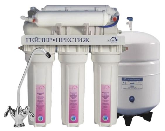 Фильтр для воды Geyzer Престиж М (7,6 l, с минерализатором)
