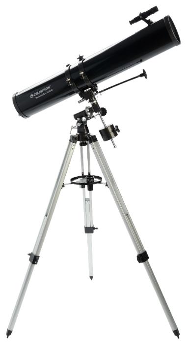 Телескоп Celestron PowerSeeker 114EQ 21045