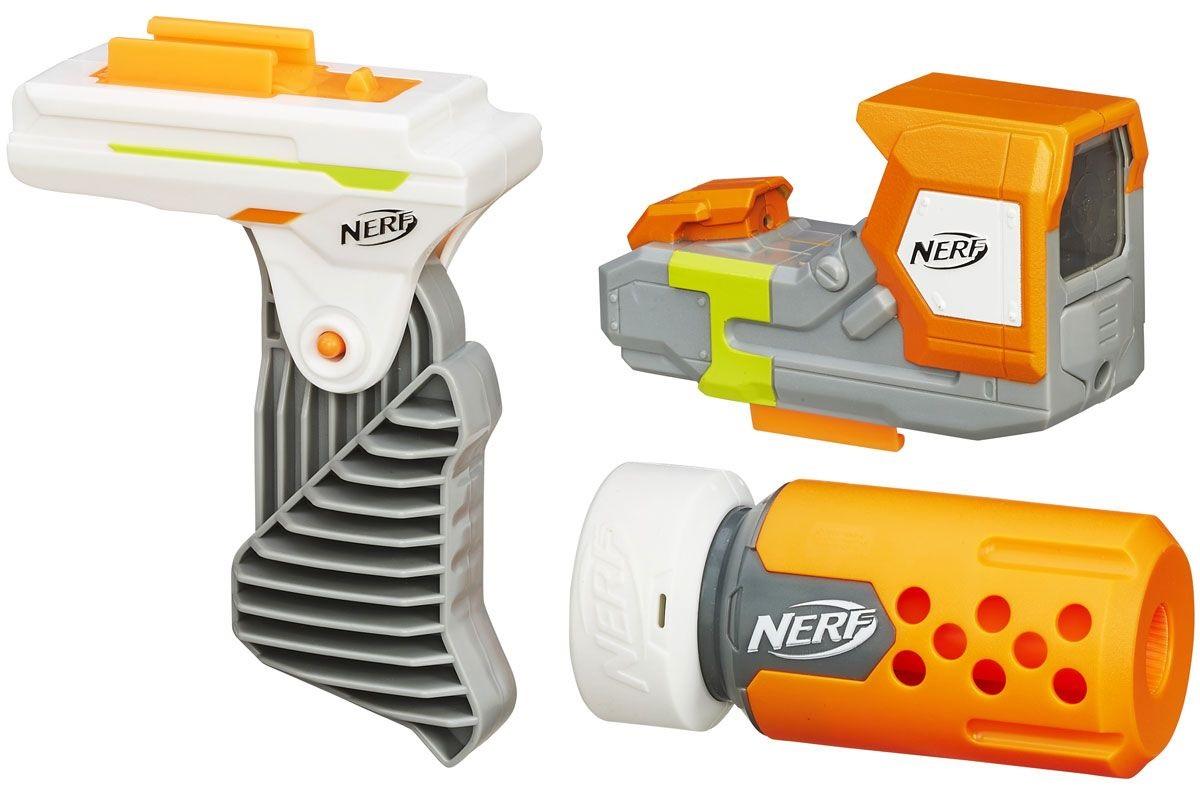 Товар для детей Hasbro Nerf Модулус Сет 2: Специальный агент, разноцветный