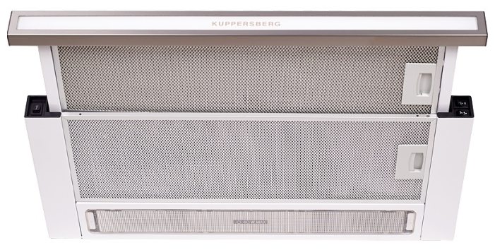Вытяжка Kuppersberg Slimlux II 60 BGL, белая