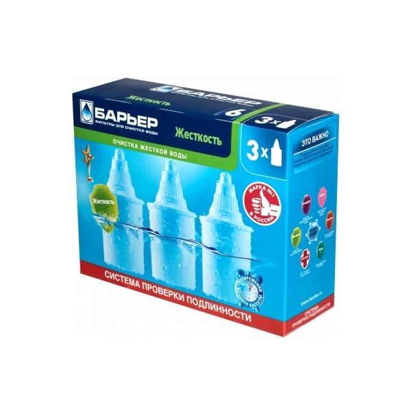 Фильтр для воды Barer Барьер-6 (Комплект сменных фильтрующих кассет)